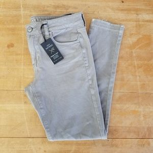 American Eagle Sateen X4 Gray 12 Jegging A0611